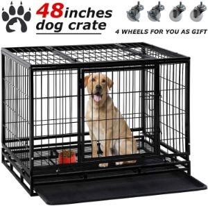 BestPet Dog Crate for Large Dogs