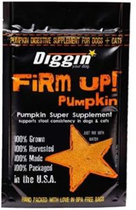 Diggin' Your Dog Pumpkin Super Supplement