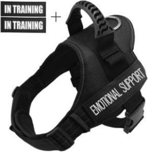 Fairwin Emotional Support Dog Vest