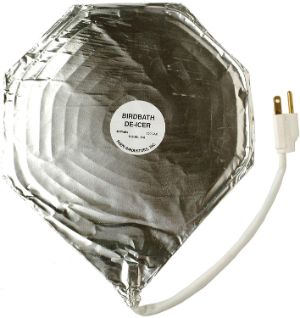 Farm Innovators Bird Bath De-icer, 44 Watt-min