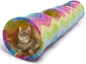 Luckitty Collapsible Tunnel
