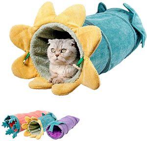 MYIDEA Cucumber Cat Tunnel