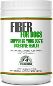 Bern Dog Brand Fiber for Dogs