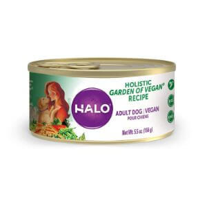 Halo Vegan Natural Wet Dog Food