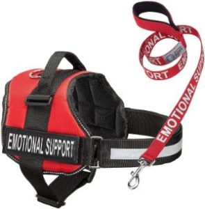 Industrial Puppy Emotional Support Dog Vest