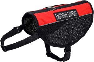 Just 4 Paws Emotional Support Dog Vest