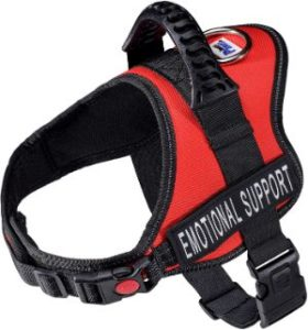 Just 4 Paws Emotional Support Dog Harness