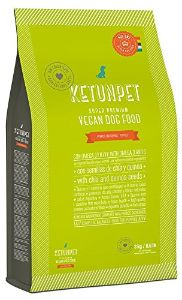 KetunPet Vegan Dog Food