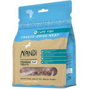 Nandi of South Africa Premium Cat Treats