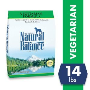 Natural Balance Vegetarian Dry Dog Food