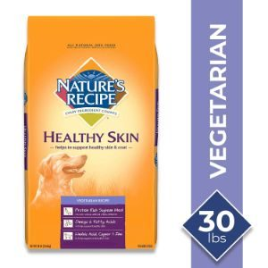 Nature's Recipe Healthy Skin Vegetarian Recipe