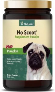 NaturVet No Scoot For Dogs