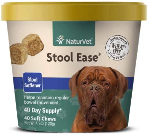 NaturVet Stool Ease for Dogs
