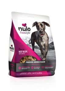 Nulo Freeze Dried Raw Dog Food for All Ages & Breeds