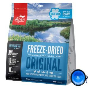 Orijen Freeze Dried Dog Food Snacks