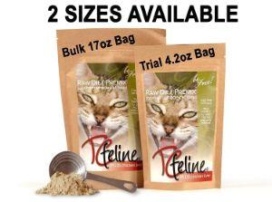 TCfeline Raw Cat Food Premix