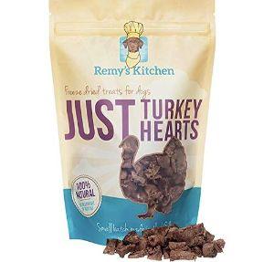 Remy's Kitchen Just Turkey Hearts