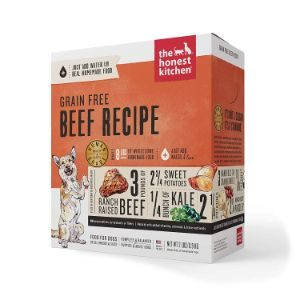 The Honest Kitchen Human Grade Dehydrated Grain Free Dog Food (Beef)