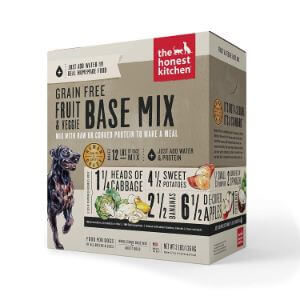 The Honest Kitchen Grain Free Veggie, Nut & Seed Base Mix