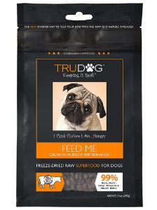 TruDog: Feed Me: Freeze Dried Raw Superfood