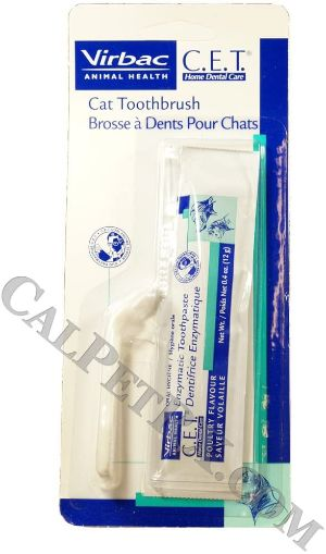 CET Toothbrush for Cats