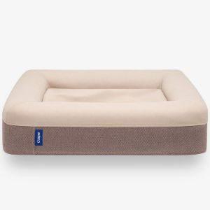 Casper Sleep Plush Memory Foam Dog Bed