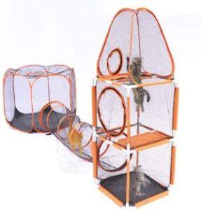 DAPU Compound 3-in-1 Cat Play Tent
