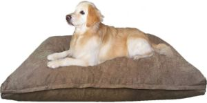 Dogbed4less Jumbo Extreme Comfort Memory Foam Pet Bed