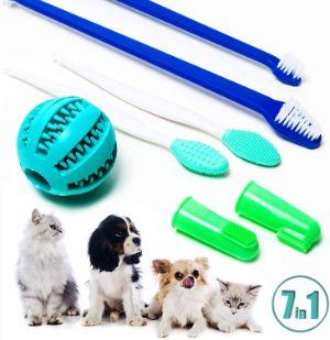 EC Markt Dog and Cat Toothbrush Kit
