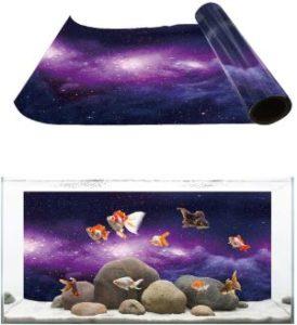 Fantasy Star Galaxy Aquarium Background