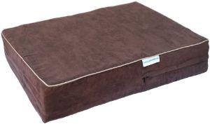 Go Pet Club Extra Large Solid Memory Foam Orthopedic Pet Bed