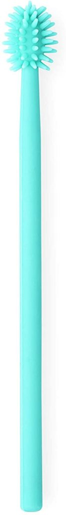 Heartsetpet Soft Cat Toothbrush with 360-degree Head