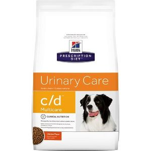 Hills Prescription Diet cd Multicare Urinary Care Dry Dog Food