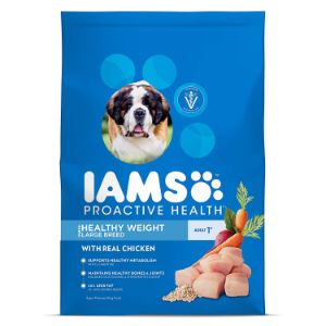 Iams Proactive Health Adult Dry Dog Food for Healthy Weight