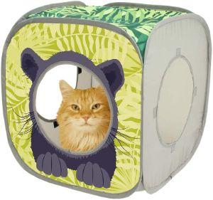 Kitty City Jungle Cat Cube