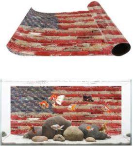 Libaoge Independence Day Aquarium Background