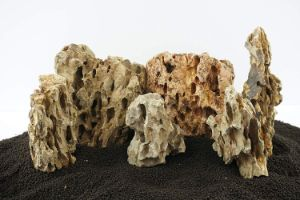 Lifegard Aquatics 10G Dragon Rock Kit