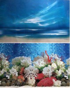 Majesty Corp Aquarium Background