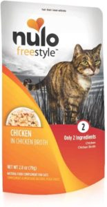Nulo Freestyle High Protein Wet Cat Food With Amino Acids