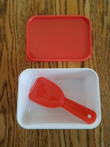 Ollie Storage and Serving Tools