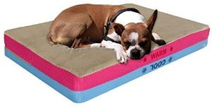 Pet Control HQ Gel Infused Memory Foam Dog Bed