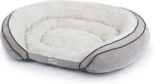 Petlinks Soothing Gel Memory Foam Dog Bed