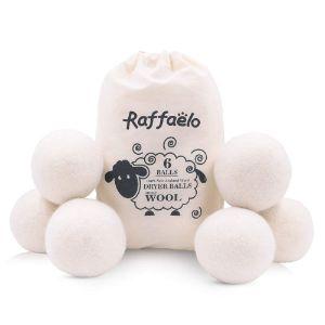 Raffaelo Wool Dryer Balls XL Premium