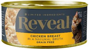 Reveal Grain Free Wet Canned Cat Food