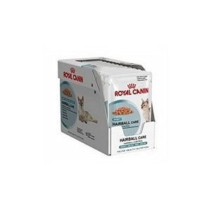 Royal Canin Hairball Care in Gravy Cat Food Pouches