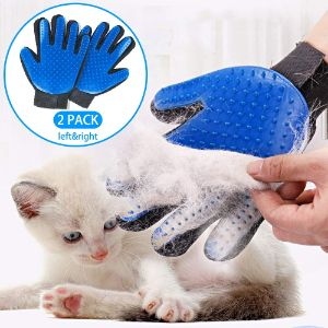 STARROAD-TIM Pet Grooming Glove Hair Remover Brush