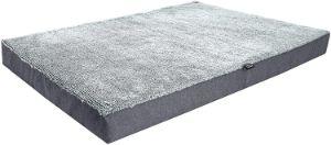 SportPet Designs XL Deluxe Memory Foam Dog Bed