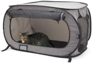 SportPet Designs Large Cat Tent
