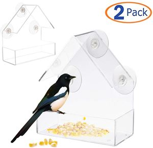 Tfwadmx Window Bird Feeder