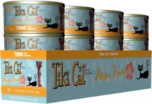 Tiki Cat Aloha Friends Grain Free, Low-Carbohydrate Wet Food